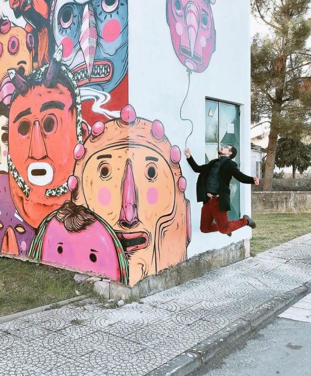 Фотоиллюзии португальского художника FilipeSJ