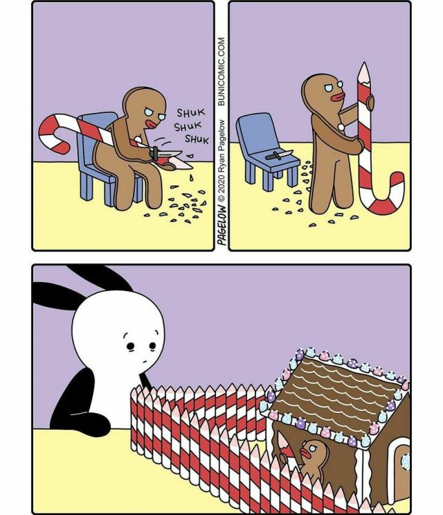 Комиксы Райана Пейджлоу