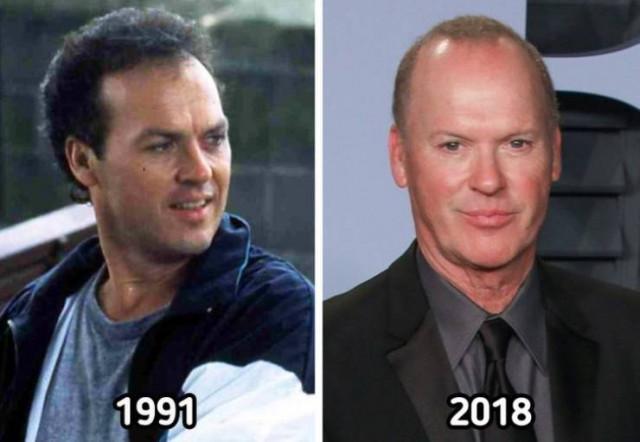 Как изменились знаменитости по сравнению с началом своей звёздной карьеры