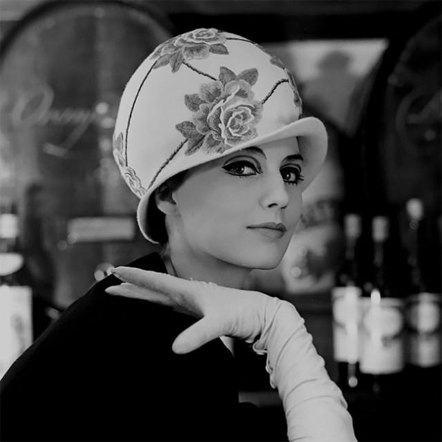 Женская мода 1960-х годов в красивых фотографиях Ханса Дуккерса (24 фото)