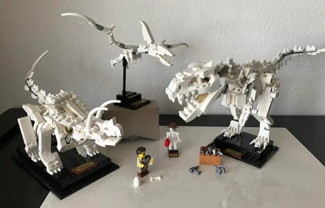 Если вы не любите LEGO, значит, вы ещё недостаточно взрослые!