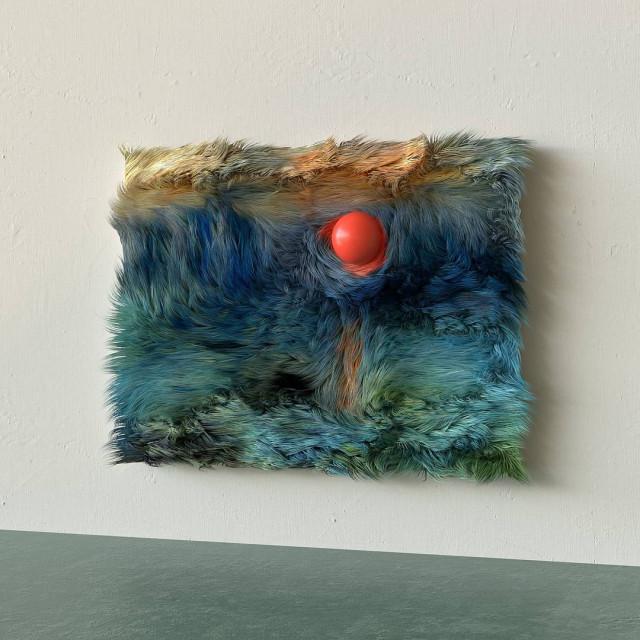 Цифровой художник показал меховые версии великих произведений искусства