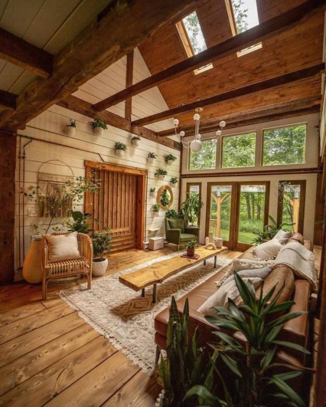 Потрясающие дома и интерьеры, в которых хотелось бы жить каждому