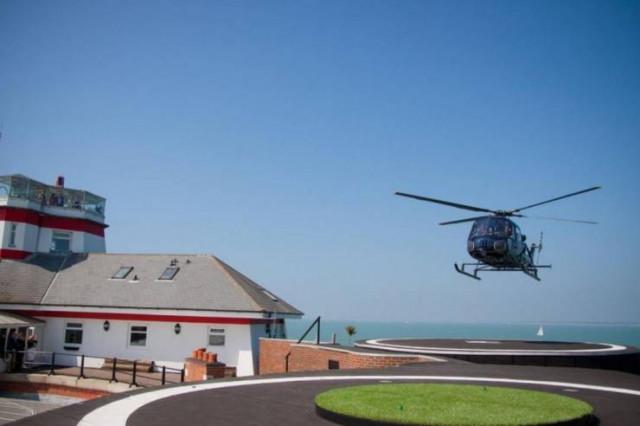 Настоящий форт с 23 спальнями продаётся почти за 6 млн долларов