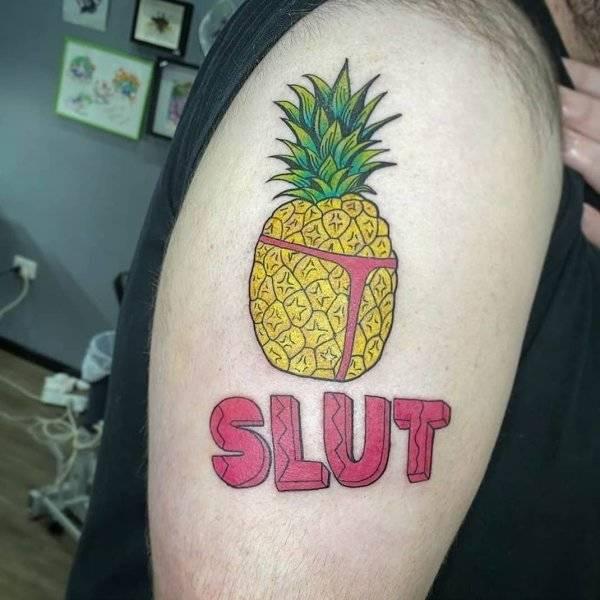 Татуировки, которые можно было не делать