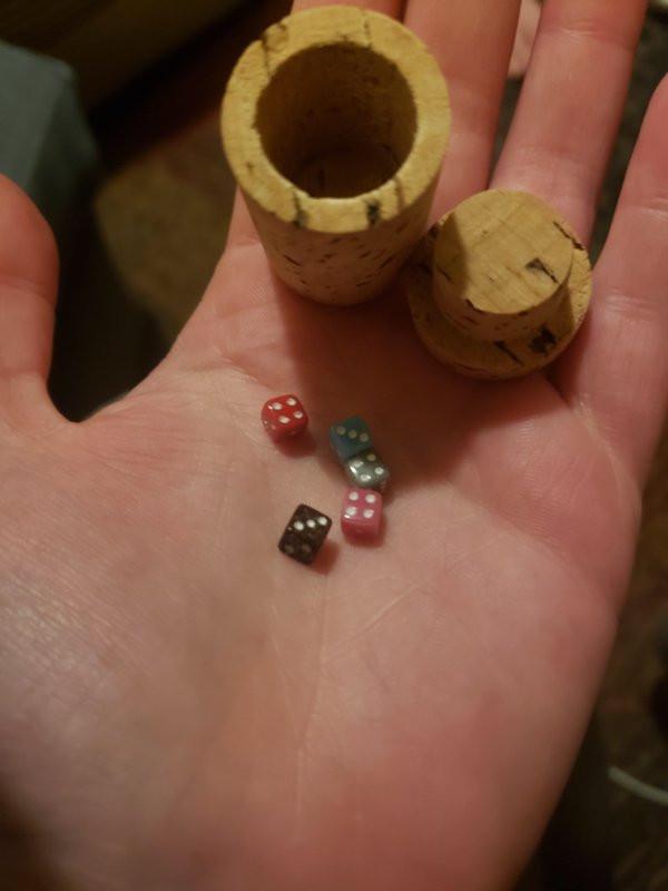 Небольшие, маленькие и просто крошечные вещи