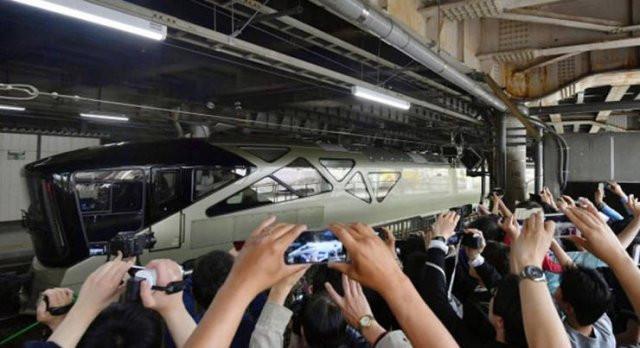 Самый роскошный поезд в мире (24 фото)