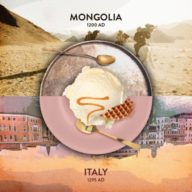 Истинное происхождение популярных во всём мире блюд