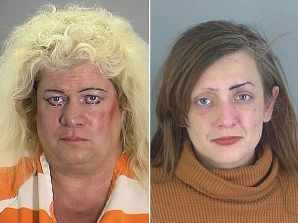 Эти брови у людей на полицейских снимках — уже само по себе преступление!