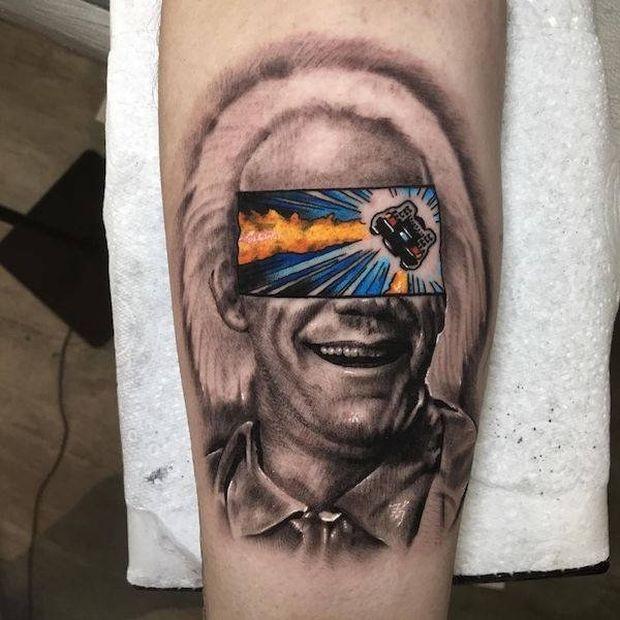 Татуировки, сделанные настоящими мастерами