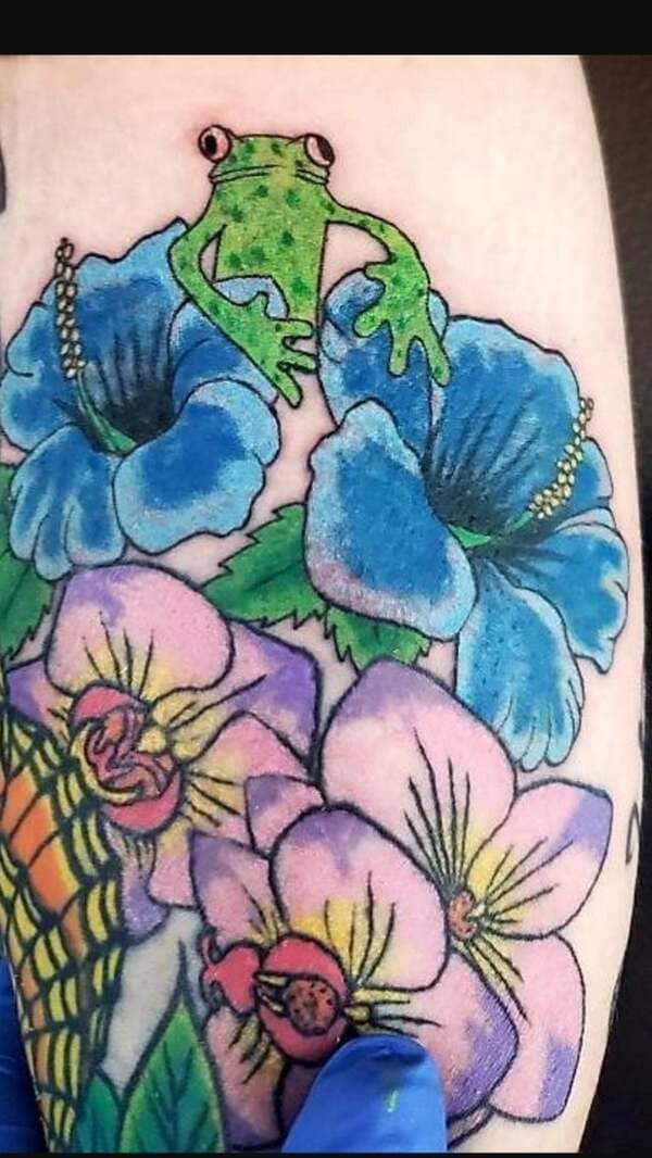 Татуировки, которые можно было не делать (20 фото)