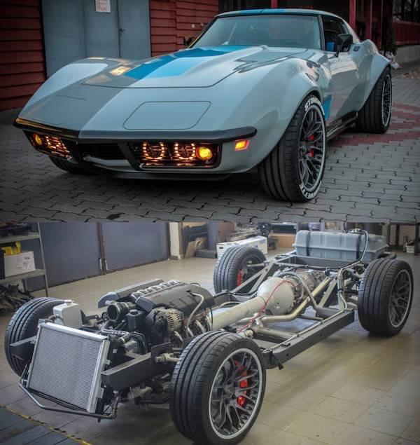 Красивые автомобили