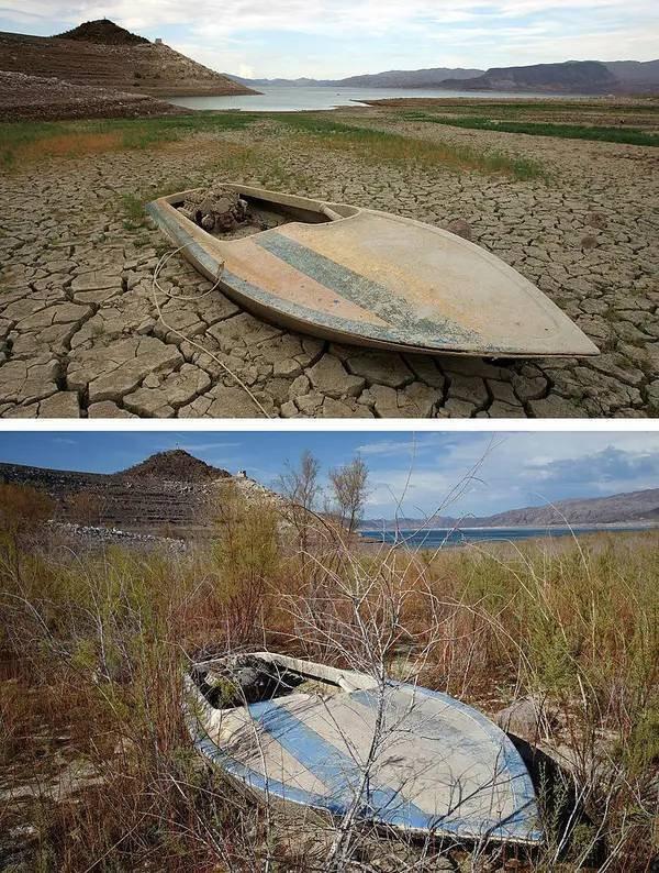 Интересные фотографии из серии «до и после»