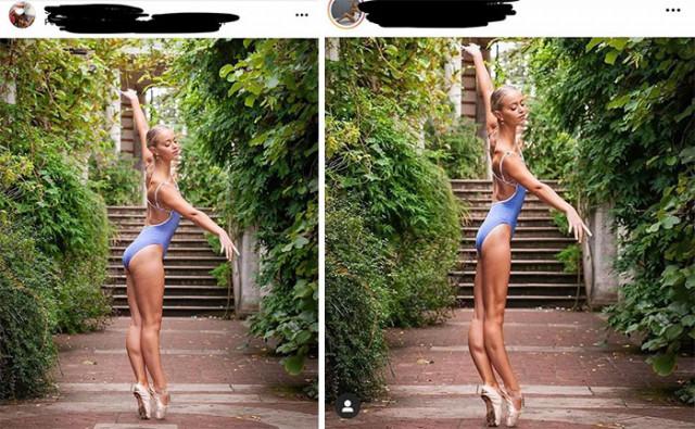 Instagram vs. реальность
