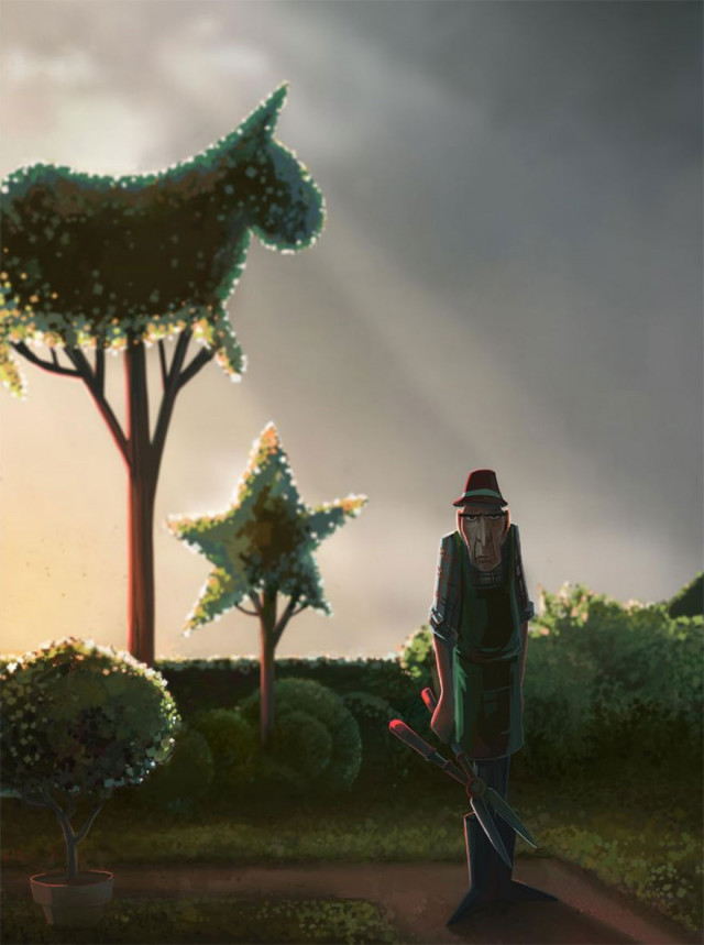 Художница создаёт прелестные иллюстрации, которые украсят ваш день
