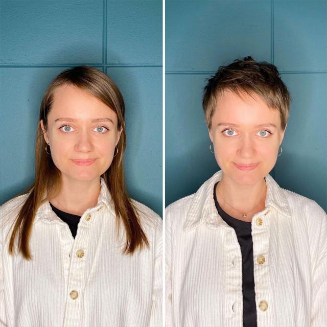 20 женщин, которые рискнули постричься коротко и не пожалели об этом