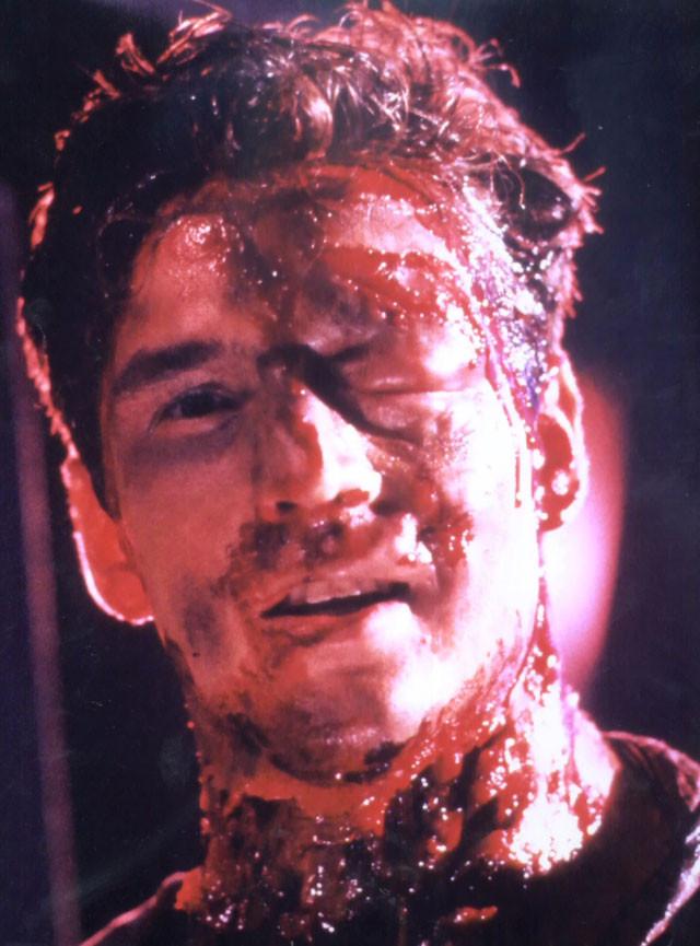 """Закулисные фотографии со съёмок фильма """"Кошмар на улице Вязов 5: Дитя сна"""" (37 фото)"""