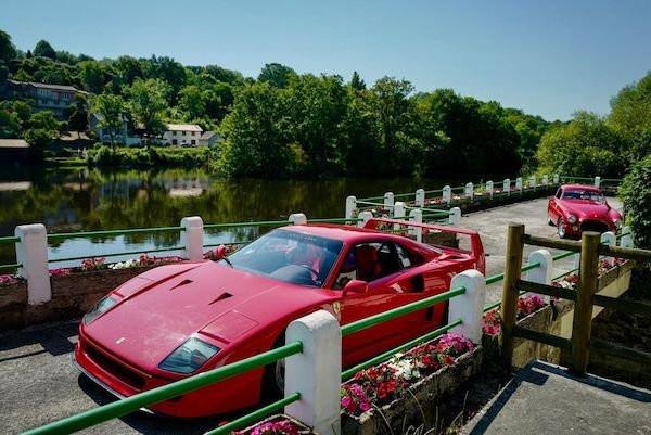 Фотоколлекция крутых автомобилей