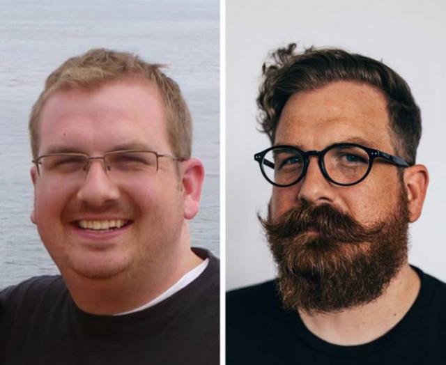 Как борода может изменить внешность