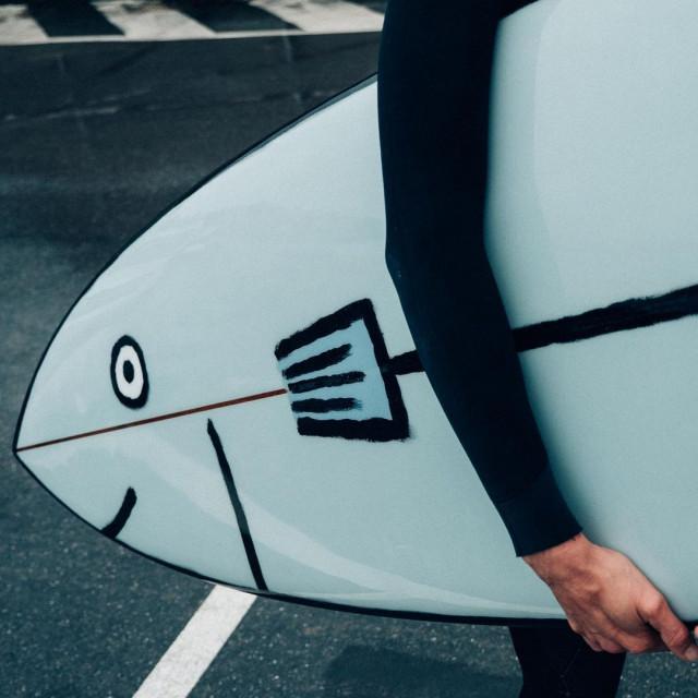 Забавные доски для сёрфинга от Жана Жульена
