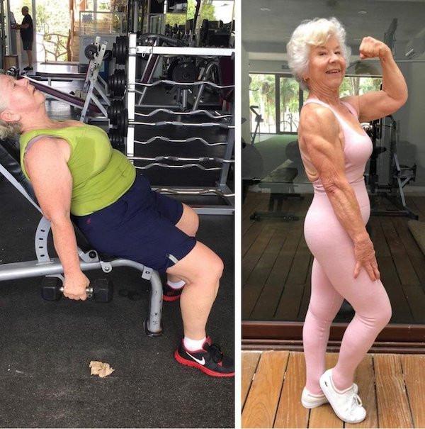 24 человека, которые захотели и похудели