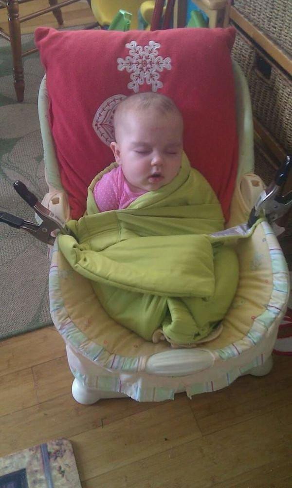 Родительские будни в прикольных картинках