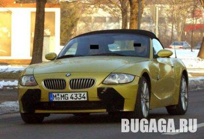 Новые шпионские снимки BMW!!!