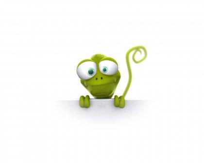 Зелёный человечек