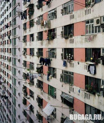 Урбанистический рай. Китай.