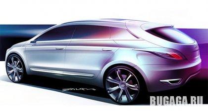 Hyundai HED-2 Genus concept