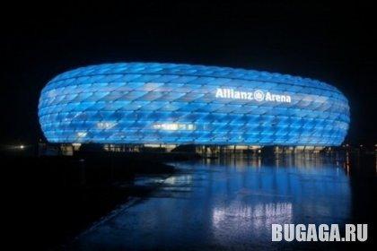 Стадион в Германии