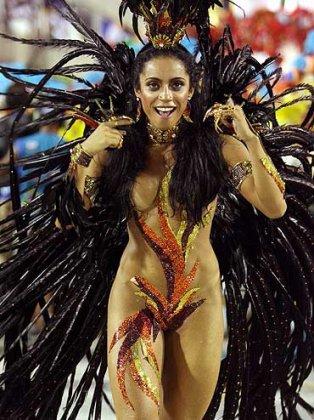 Карнавал в Рио