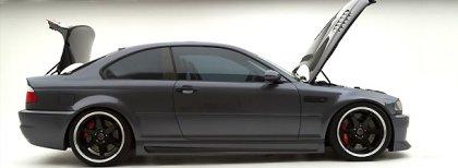 Vorsteiner BMW E46 M3 Coupe