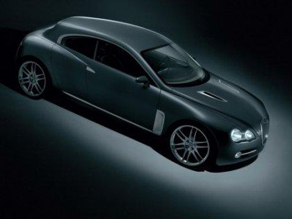 Новый Jaguar R-D6 Concept