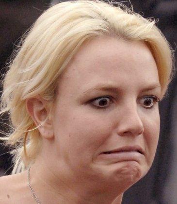 А вы видели Бритни такой?