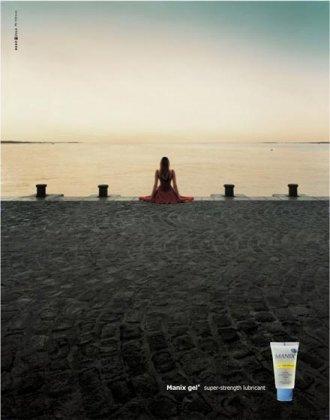 Креативная реклама лубриканта