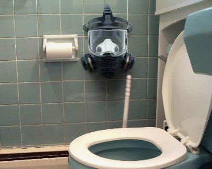 Туалетное спасение