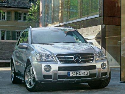 Mercedes-Benz M-class от разных ателье