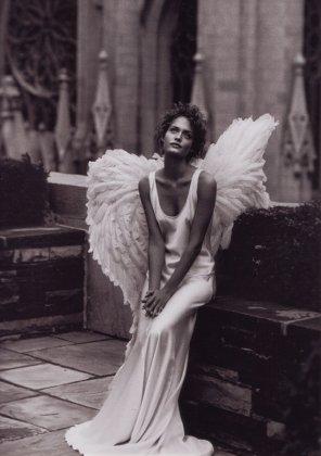 Amber Valletta Peter Lindbergh