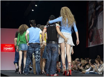 Comedy Club :: Неделя Моды в Москве
