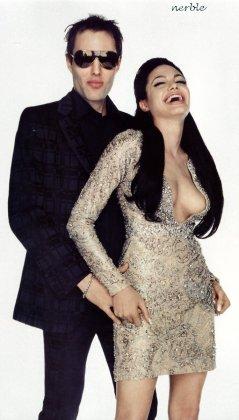 Анжелина Джоли с Братом