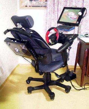 Хорошее кресло