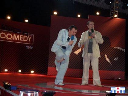 """Comedy Club :: """"Грушенский фестиваль"""". Сёстры Зайцевы."""