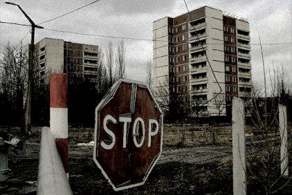 Фотографии Чернобыля