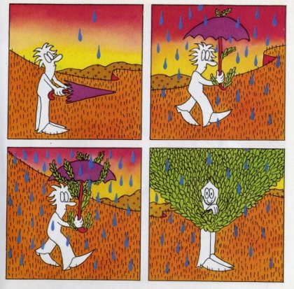 Гениальные рисунки из книги про пана Пипу (часть 3-ая)