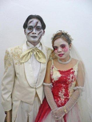 """Свадьба """"трупов"""""""