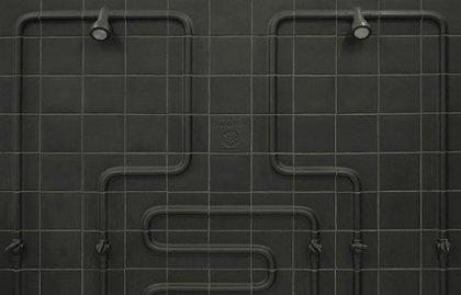 Необычный дизайн плитки