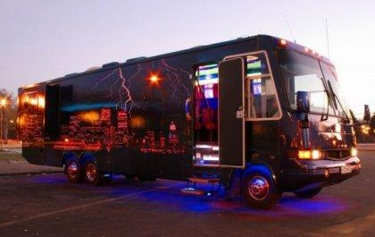 Автобус для вечеринок