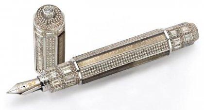 Montegrappa Peace Pen - Самая дорогая ручка в мире