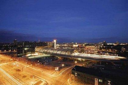 Берлинский железнодорожный вокзал